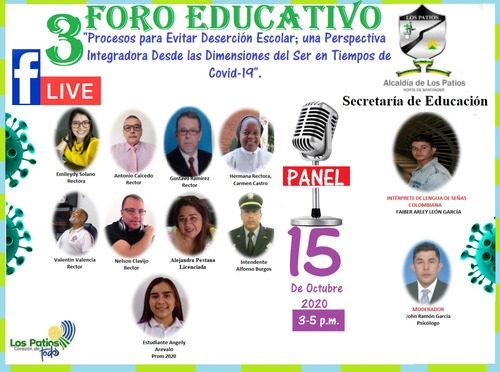 3er Foro Educativo